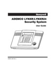 honeywell lynxr-en owners manual