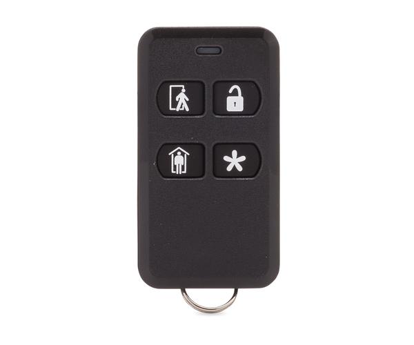 2gig Key2 345 4 Button Key Fob Alarm Grid