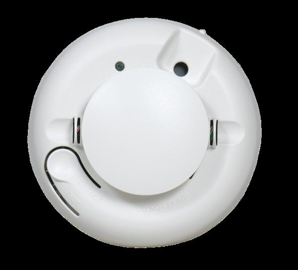 2gig smkt2 345 wireless smoke and heat detector alarm grid. Black Bedroom Furniture Sets. Home Design Ideas
