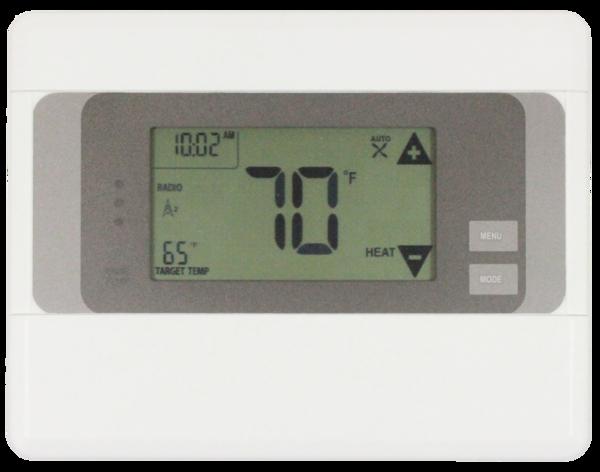 2gig ct100 z wave programmable thermostat alarm grid. Black Bedroom Furniture Sets. Home Design Ideas