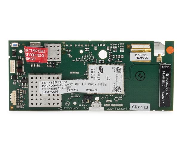 Honeywell Cdma L3 Alarmnet Cellular Alarm Monitoring