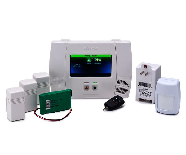 Honeywell L5200pk Honeywell Wireless Security System