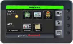 Honeywell Mid 7h Android L5100 Wifi Tablet Alarm Grid