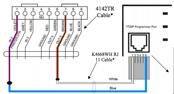 ademco vista 128 wiring diagram   31 wiring diagram images