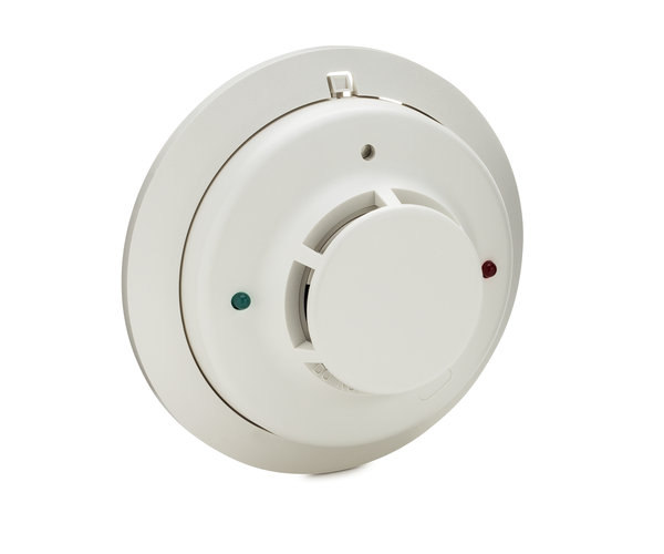 System Sensor 2WT-B - 2-Wire Smoke Detector with Fixed Heat Sensor ...