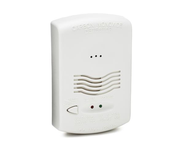 System Sensor Co1224t 4 Wire Co Detector Alarm Grid
