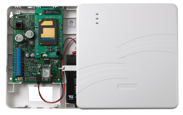 Honeywell S Igsmhs4g High Security Communicator Rounds Out