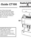 2GIG CT100 User Guide