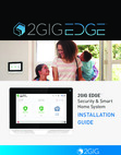 2GIG Edge - Install Guide - Dated 031921 Rev. A