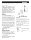 Honeywell 4219 Install Guide - Newest Dated 3/14