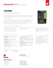 Honeywell 4232CBM - Data Sheet