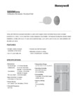 Honeywell 5800MICRA Data Sheet