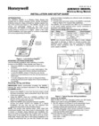 Honeywell 5800RL Installation Manual and Setup Guide