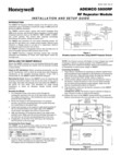 Honeywell 5800RP Installation Manual
