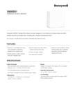 Honeywell 5800ss1 Data Sheet Alarm Grid