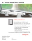 Honeywell 5811 Brochure