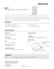 Honeywell 5811 Data Sheet