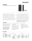 Honeywell 5816OD Data Sheet