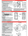 Honeywell 5816OD Installation Manual