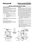 Honeywell 5819WHS and 5819BRS Installation Manual