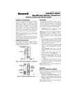 Honeywell 5820L Installation Manual
