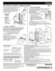 Honeywell 5822T Installation Manual and Setup Guide
