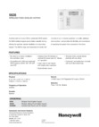Honeywell 5828 Data Sheet