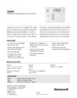 Honeywell 5828V Data Sheet