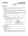 Honeywell 5839 User Guide