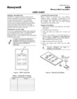 Honeywell 5878 User Guide