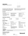 Honeywell 5881ENHC Data Sheet