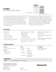 Honeywell 6149EX Data Sheet