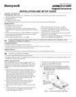 Honeywell 6150RF (K4392V2-H M7240) Installation Instructions