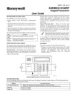 Honeywell 6160RF (K4274B1-H M7274) User Guide