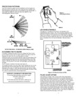 Honeywell 995 Flush-Mount PIR Motion - Install Guide Dated 3/1992 Rev. D