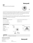 Honeywell 997 Data Sheet