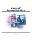 Honeywell AlarmNet Message Definitions
