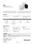Honeywell CE3 Data Sheet