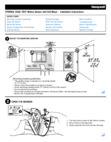 Honeywell DT8050A - Install Guide Dated 03/14 Rev. B
