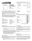 Honeywell FG-730 - Install Guide