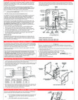 Honeywell GSMV4G Quick Install Guide