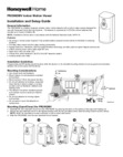 Honeywell Home PROINDMV Installation Instructions - Dated 8/19 Rev. A