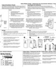 Honeywell Home PROINDMV Quick Installation Guide - Dated 8/19 Rev. B