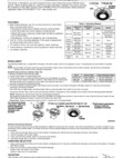 Honeywell Home PROSIXCOMBO Installation Instructions - Dated 7/19 Rev. B