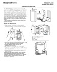 Honeywell Home PROSIXFLOOD Installation Instructions - Dated 2/19 Rev. C