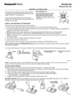 Honeywell Home PROSIXFOB Installation Instructions - Dated 2/19 Rev. B