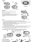 Honeywell Home PROSIXSIRENO Installation Instructions - Dated 2/19 Rev. B