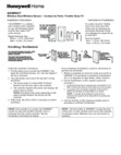Honeywell Home SiXMINICT - Install Guide Dated 12/18 Rev A