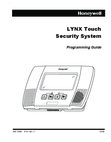 Honeywell L5100 Programming Guide (Rev 6)