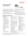 Honeywell L5200 Data Sheet